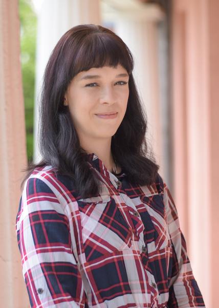Bürokauffrau Jennifer Schwarz